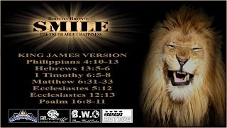 Brotha Bron7e - SMILE [Truth About Happiness]