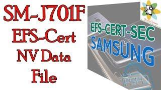 Samsung J210f Nv Data File