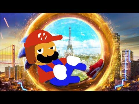 Mario the plumber movie trailer