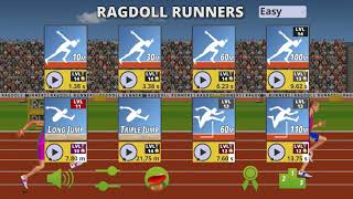 噂のゲーム Ragdoll Runners やってみた!
