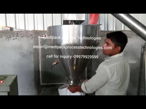 Semi Auger Filling Machine