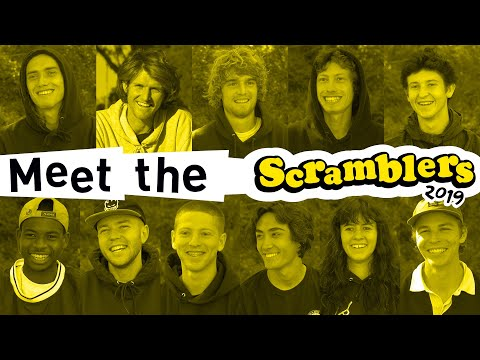 Meet the Scramblers 2019