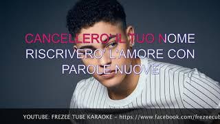 "Einar   Parole Nuove ""Sanremo 2019""   Karaoke Con Testo"