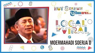 Ketua BPK Moermahadi Soerja Djanegara: Selamat Ulang Tahun ke-8 untuk Tribunnews.com, Hebat!