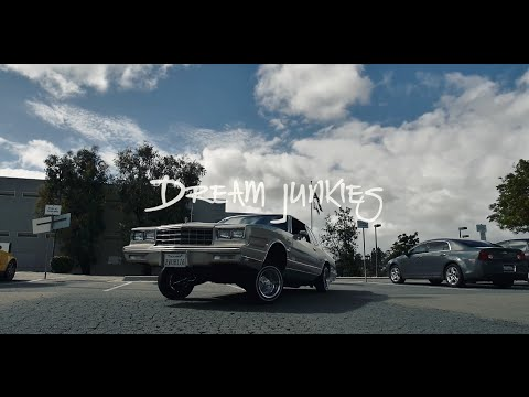 Dream Junkies - Left Coast (feat. Murs) [@BeleafMel @JohnGivez @RuslanKD @Murs]