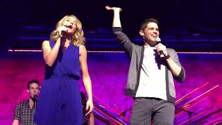 "Jeremy Jordan & Ashley Spencer @ Sony Hall ""Automatic"""