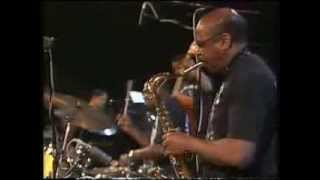 Elvin Jones Jazz Machine - Jazzfestival Bern 1991 Fragm. 2