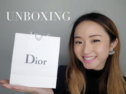 Unboxing J'adior Earrings