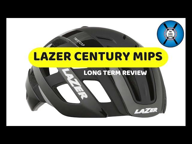 Видео Шлем Lazer Century MIPS черный (матовый)