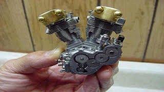 Миниатюрные  двигатели внутреннего сгорания