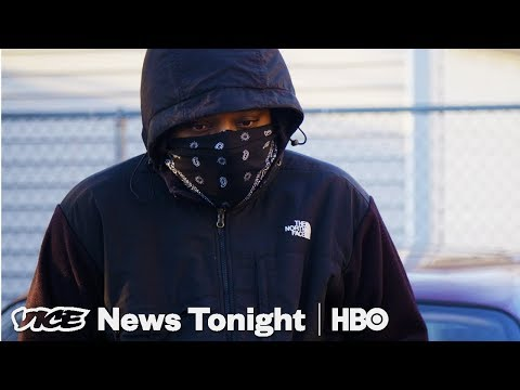 Meet Gang Members From Chicago's West Side: VICE News Tonight (HBO)