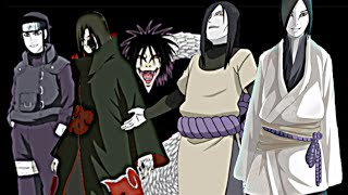 Orochimaru - All Forms (Naruto,Naruto Shippuden, Naruto The Last, Naruto Gaiden,Boruto Movie)