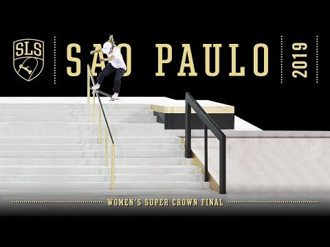 2019 World Championships: São Paulo - Women's Super Crown Final LIVE