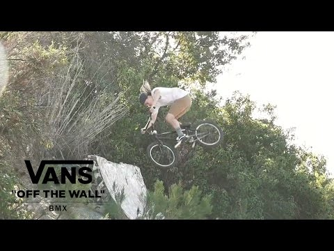 Welcome to the Pro Team: Jason Watts | BMX | VANS