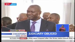 Judiciary on the spot over delayed cases |House of Cards
