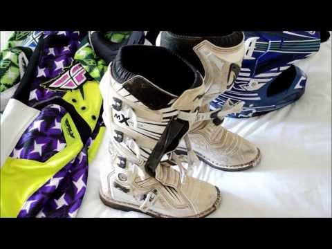 Motocross gear  –  What you need to buy