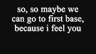 Teenage Love Affair with lyrics