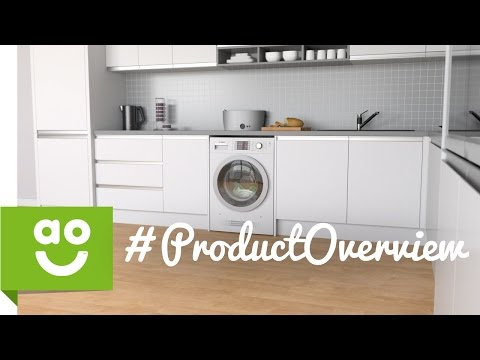 Bosch Washer Dryer WVH28422GB Product Overview | ao.com