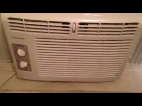 Frigidaire 5,000-BTU Air Conditioner – Review – Demonstration