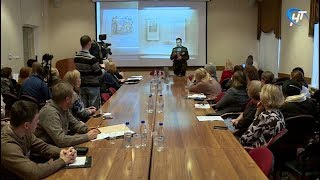Лучшие реставраторы России собрались в Великом Новгороде на научной конференции