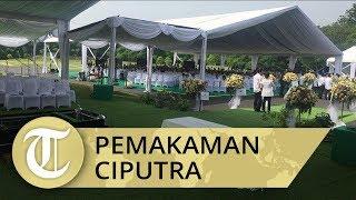 Suasana Prosesi Pemakaman Ciputra, Pendiri Grup Ciputra
