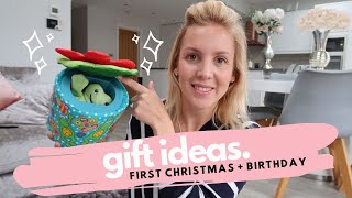 GIFT IDEAS TODDLER | 1ST CHRISTMAS + BIRTHDAY | 1YR OLD