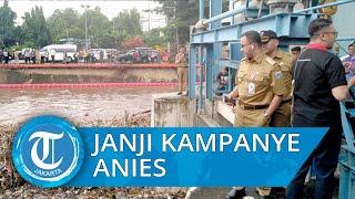 Warga Sunter Tagih Janji Kampanye Anies Baswedan untuk Tidak Gusur Kawasan Sunter