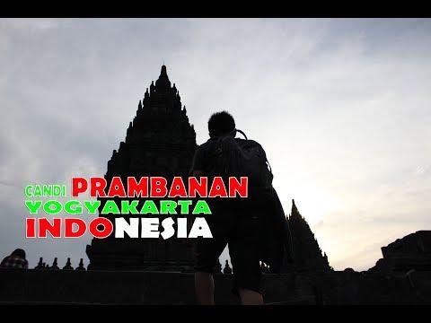 BERLIBUR ke CANDI PRAMBANAN (YOGYAKARTA - INDONESIA)