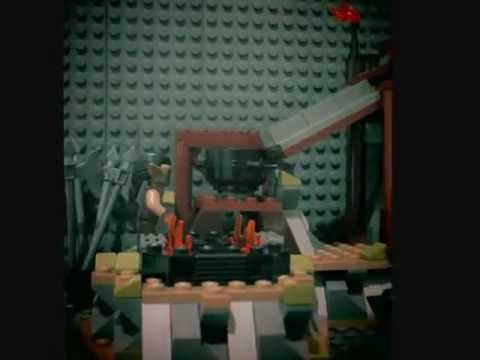 Vidéo LEGO Le Seigneur des Anneaux 9476 : La forge des Orques