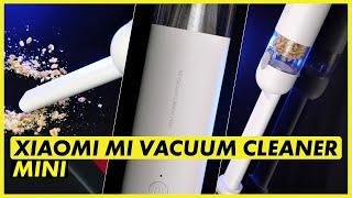 Xiaomi Mi Vacuum Cleaner Mini - Praktischer Handstaubsauger für unter 40€ | CH3 Test Review Deutsch