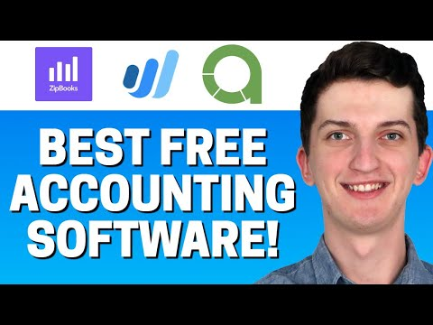 TOP 3 FREE Accounting Software For Small Businesses 2021 - Wave vs Zipbooks vs Akaunting