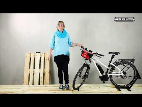 Lenkertaschen am E-Bike befestigen – wie geht das?