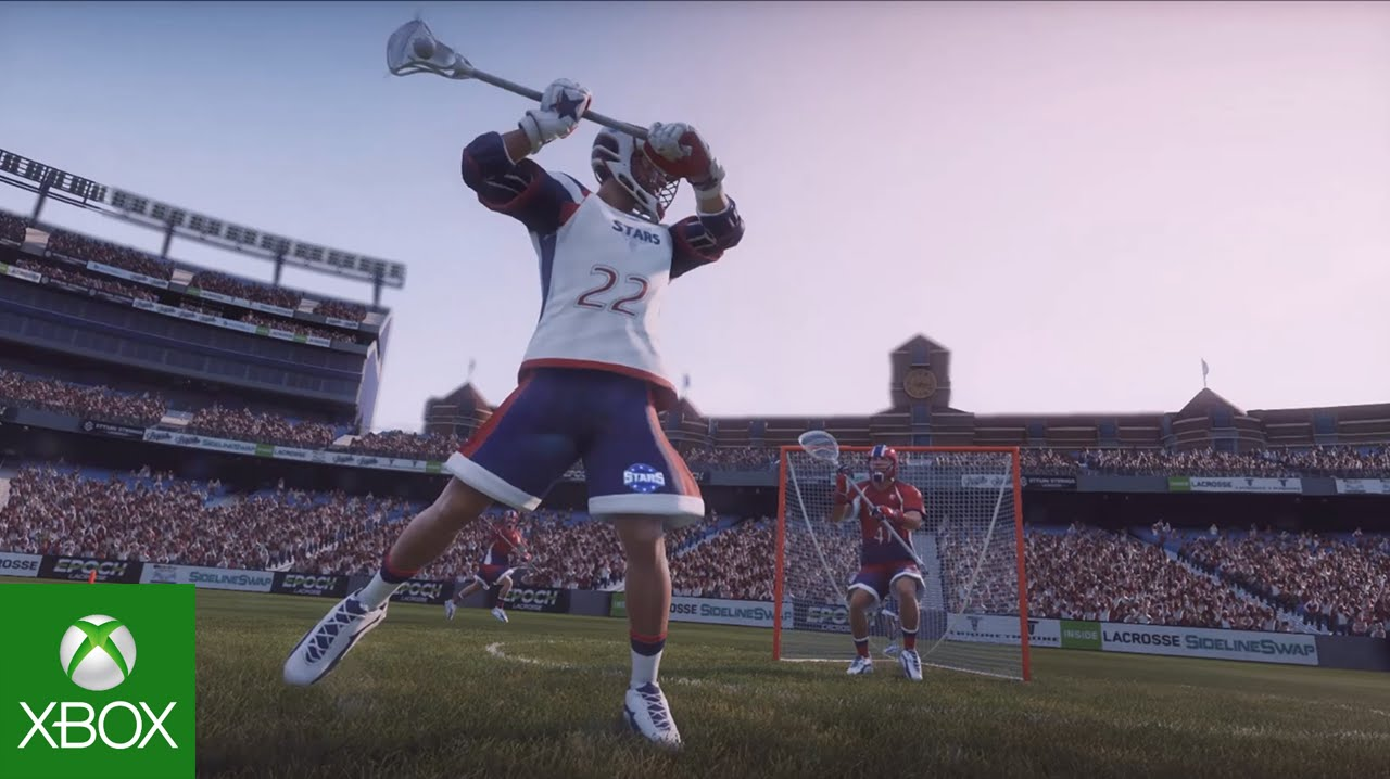Video forPowell Lacrosse 16 Available Now for Xbox One