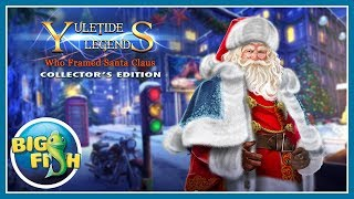 Yuletide Legends: Who Framed Santa Claus Collector's Edition video