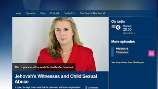 BBC Radio 4 program ∙ Thursday 9 July 2015 ∙ Jehovah's Witnesses and Child Sexual Abuse (Jw.org)