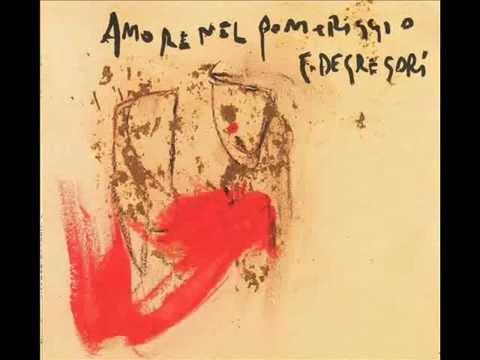 , title : 'Francesco De Gregori - Sempre e per sempre -'