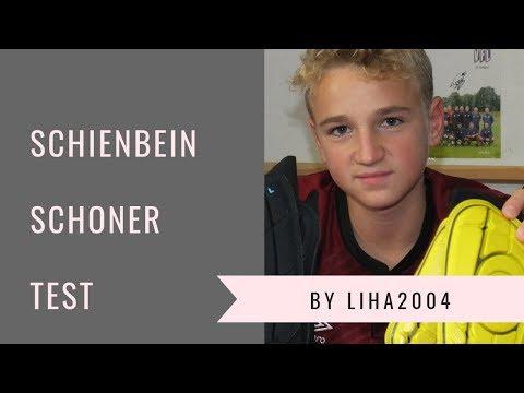 Fussball Schienbeinschoner Test ⚽  LiHa2004