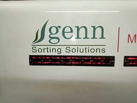GENN X-Series Wheat Color Sorter Machine
