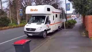 preview picture of video 'Geraldine Quick Tour - Ron E Bishop Timaru NZ'