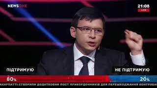 Мураев: Украина не слабая страна, но Украиной управляет глупая власть