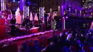 "Виктория Джастис, Victoria Justice - ""Last Christmas"" - Rockefeller Center Christmas"