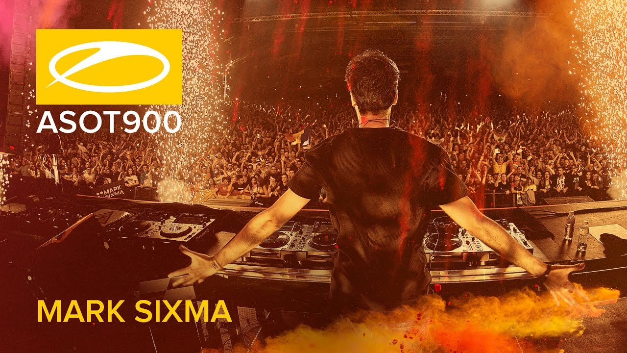 Mark Sixma - Live @ ASOT 900 IFEMA Madrid 2019