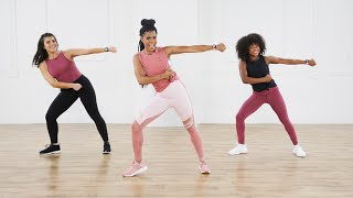 30 Minute Calorie Burning Cardio Dance To Get Your Heart Rate Up