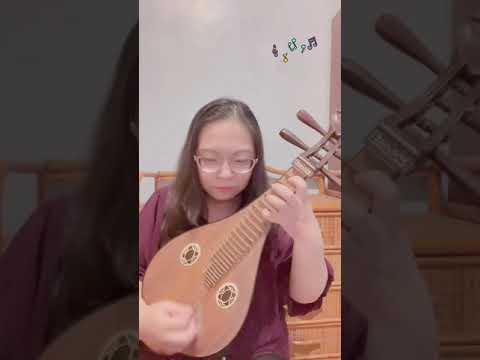【表藝如果電話亭】臺南市民族管弦樂團-柳琴示範(顏滋瑩)