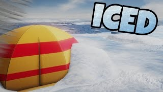 ICED - Totally Accurate Canadian Survival Simulator! - Let
