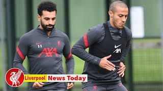 Liverpool boss Jurgen Klopp delivers Mohamed Salah boost with Thiago injury update - news today