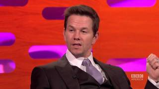 MARK WAHLBERG: My New Co-Star JUSTIN BIEBER! (The Graham Norton Show)