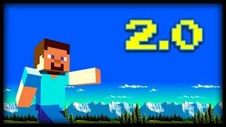 Minecraft: Steve lạc vào thế giới game điện tử 2.0