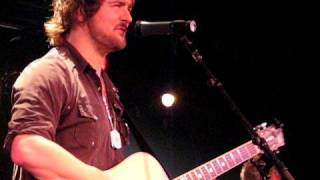 """Eric Church""""Livin' Part Of Life"""" 8 Seconds Saloon -Indy 07"""