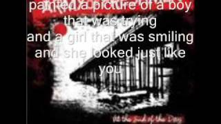 army of freshmen-at the end of the day(lyrics)